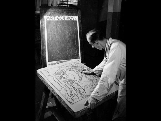 Pierre lithographique
